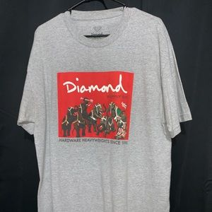 Gray Diamond Supply Co.Graphic Tee